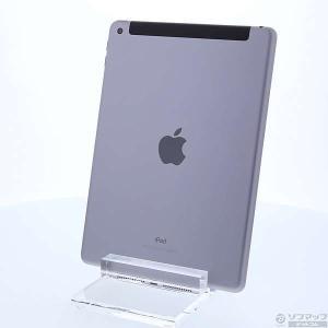 〔中古〕Apple(アップル) iPad 第5世代 128GB スペースグレイ MP262J/A SoftBank|y-sofmap