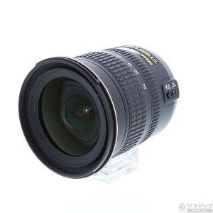 〔中古〕Nikon(ニコン) Nikon AF-S DX ED 12-24mm F4 G (レンズ)|y-sofmap