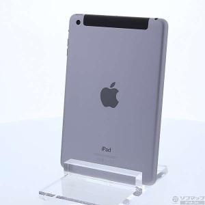 〔中古〕Apple(アップル) iPad mini 3 128GB スペースグレイ MGJ22J/A...
