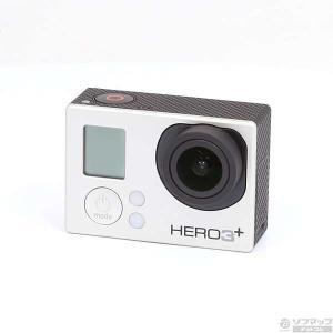 〔中古〕GoPro(ゴープロ) GoPro HD HERO3+ Silver Edition (CHDHN-302-JP)