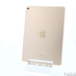 〔中古〕Apple(アップル) iPad Pro 9.7インチ 256GB ゴールド MLQ82J/A docomo|y-sofmap