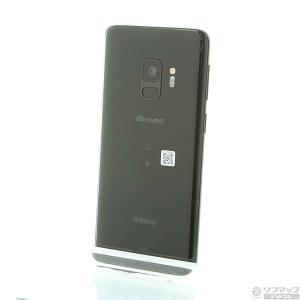〔中古〕SAMSUNG(サムスン) GALAXY S9 64GB ミッドナイトブラック SC-02K...