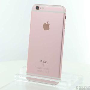 〔中古〕Apple(アップル) iPhone6s 32GB ローズゴールド MN122J/A docomoロック解除SIMフリー|y-sofmap