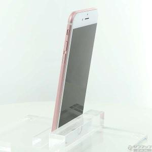 〔中古〕Apple(アップル) iPhone6s 32GB ローズゴールド MN122J/A docomoロック解除SIMフリー|y-sofmap|02