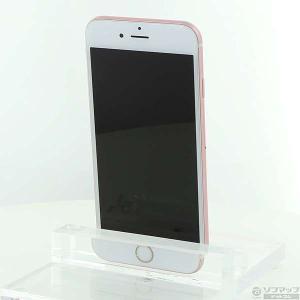 〔中古〕Apple(アップル) iPhone6s 32GB ローズゴールド MN122J/A docomoロック解除SIMフリー|y-sofmap|03