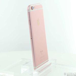 〔中古〕Apple(アップル) iPhone6s 32GB ローズゴールド MN122J/A docomoロック解除SIMフリー|y-sofmap|04