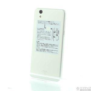 〔中古〕SHARP(シャープ) AQUOS L2 16GB ホワイト SHU31SWV SIMフリー|y-sofmap
