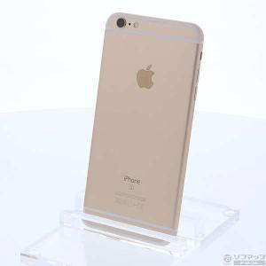 〔中古〕Apple(アップル) iPhone6s Plus 16GB ゴールド MKU32J/A docomoロック解除SIMフリー|y-sofmap|02