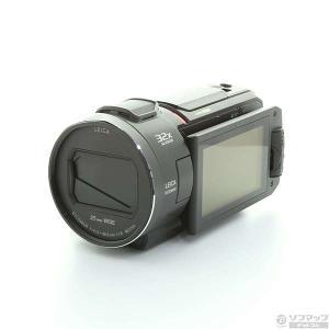 〔中古〕Panasonic(パナソニック) 〔展示品〕 HC-WX1M-K ブラック