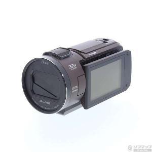 〔中古〕Panasonic(パナソニック) 〔展示品〕 HC-VX1M-T ブラウン y-sofmap