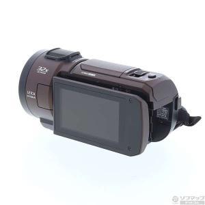 〔中古〕Panasonic(パナソニック) 〔展示品〕 HC-VX1M-T ブラウン y-sofmap 02