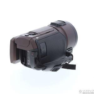 〔中古〕Panasonic(パナソニック) 〔展示品〕 HC-VX1M-T ブラウン y-sofmap 03