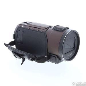 〔中古〕Panasonic(パナソニック) 〔展示品〕 HC-VX1M-T ブラウン y-sofmap 04