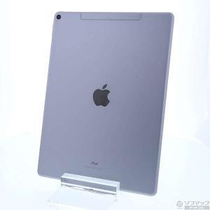 〔中古〕Apple(アップル) iPad Pro 12.9インチ 第2世代 64GB スペースグレイ...