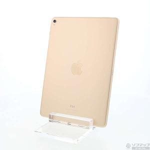〔中古〕Apple(アップル) iPad Pro 9.7インチ 256GB ゴールド MLN12J/A Wi-Fi|y-sofmap