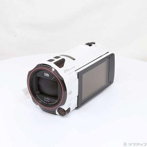 〔中古〕Panasonic(パナソニック) 〔展示品〕 HC-VX990M-W ホワイト