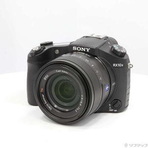 〔中古〕SONY(ソニー) 〔展示品〕 DSC-RX10M2 (2020万画素/ブラック)〔10/16(水)新入荷〕|y-sofmap