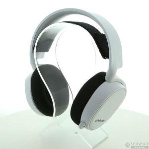 〔中古〕SteelSeries SteelSeries Arctis 3 White