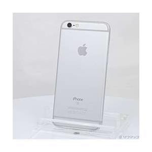 〔中古〕Apple(アップル) iPhone6s 16GB シルバー MKQK2J/A SoftBankロック解除SIMフリー〔10/14(月)新入荷〕 y-sofmap