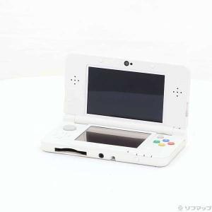 〔中古〕任天堂 Newニンテンドー3DS ホワイト y-sofmap