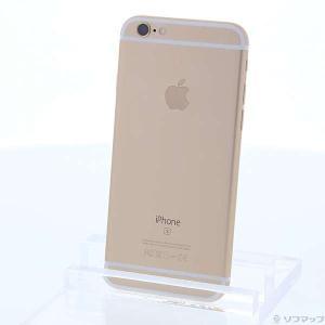 〔中古〕Apple(アップル) iPhone6s 16GB ゴールド MKQL2J/A SoftBankロック解除SIMフリー〔10/14(月)新入荷〕 y-sofmap