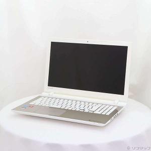 〔中古〕TOSHIBA(東芝) dynabook T75/RG PT75RGP-HHA サテンゴールド 〔Windows 8〕 〔Office付〕|y-sofmap