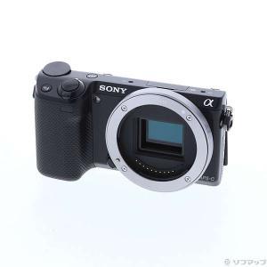 〔中古〕SONY(ソニー) α NEX-5R ボディ (1610万画素/ブラック)|y-sofmap
