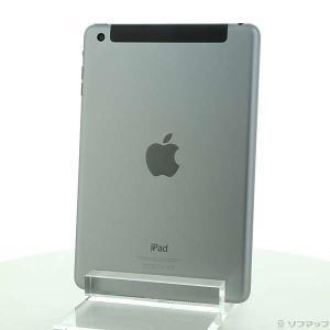 〔中古〕Apple(アップル) iPad mini 3 16GB スペースグレイ MGHV2J/A ...