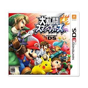 〔中古〕Nintendo(任天堂) 大乱闘スマッシュブラザーズ for NINTENDO 3DS 〔3DS〕〔10/13(日)新入荷〕 y-sofmap