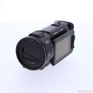 〔中古〕Panasonic(パナソニック) 〔展示品〕 HC-WXF1M-K ブラック ≪メーカー保証あり≫|y-sofmap