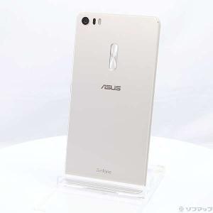 〔中古〕ASUS(エイスース) ZenFone 3 Ultra 32GB シルバー ZU680KL-SL32S4 SIMフリー〔10/16(水)新入荷〕|y-sofmap