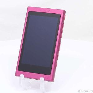 〔中古〕SONY(ソニー) WALKMAN Aシリーズ メモリ16GB+microSD ボルドーピンク NW-A35HN|y-sofmap