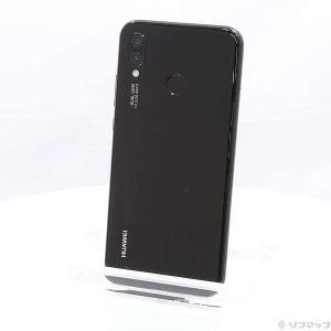 〔中古〕HUAWEI(ファーウェイ) HUAWEI P20 lite 32GB ミッドナイトブラック HWSDA2 Y!mobile〔10/16(水)新入荷〕|y-sofmap