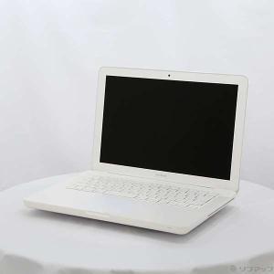 〔中古〕Apple(アップル) MacBook 13.3-inch Mid 2010 MC516J/...