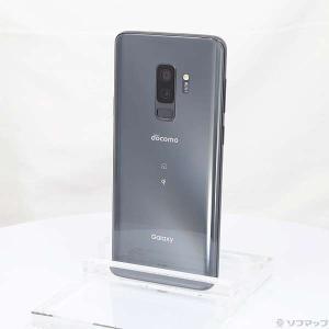 〔中古〕SAMSUNG(サムスン) GALAXY S9+ 64GB チタニウムグレー SC-03K ...