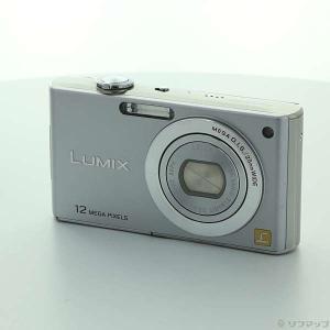 〔中古〕Panasonic(パナソニック) LUMIX DMC-FX40-S (1210万画素/5倍/プレシャスシルバー)〔10/13(日)新入荷〕|y-sofmap