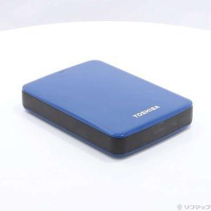 〔中古〕TOSHIBA(東芝) CANVIO CONNECT HD-PD20TB (ブルー)〔10/16(水)新入荷〕|y-sofmap