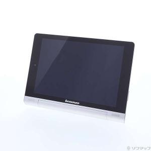 〔中古〕Lenovo(レノボジャパン) YOGA TABLET 8 16GB シルバーグレー 593...