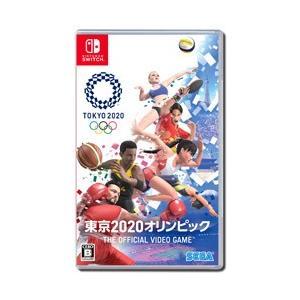 〔中古〕セガゲームス 東京2020オリンピック The Official Video Game 〔Switch〕〔10/22(火)新入荷〕|y-sofmap
