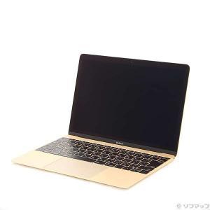 〔中古〕Apple(アップル) MacBook 12-inch Early 2015 MK4N2J/...