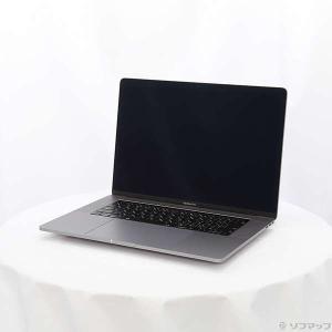 〔中古〕Apple(アップル) MacBook Pro 15-inch Mid 2018 MR932...