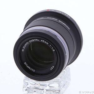 〔中古〕OLYMPUS(オリンパス) M.ZUIKO DIGITAL 45mm F1.8 (レンズ)