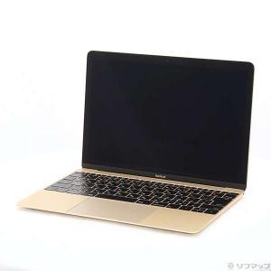 〔中古〕Apple(アップル) MacBook 12-inch Early 2015 MK4M2J/...