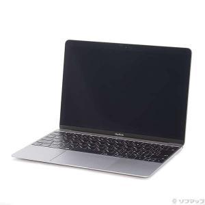 〔中古〕Apple(アップル) MacBook 12-inch Mid 2017 MNYF2J/A ...