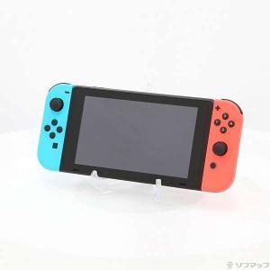 〔中古〕NINTENDO(任天堂) Nintendo Switch JOY-CON (L) ネオンブ...