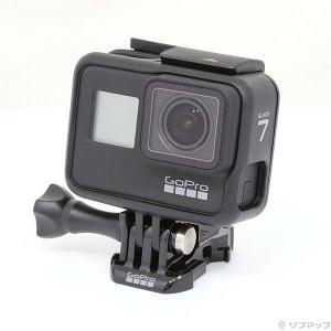 〔中古〕GoPro(ゴープロ) GoPro HERO7 ブラック (CHDHX-701-FW)