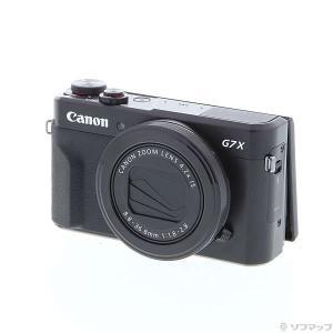 〔中古〕Canon(キヤノン) PowerShot G7 X MarkII (2010万画素/4.2...