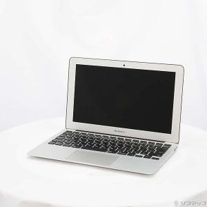 〔中古〕Apple(アップル) MacBook Air 11.6-inch Early 2015 M...