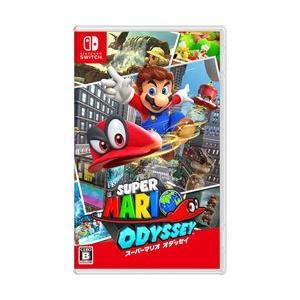 〔中古〕Nintendo(任天堂) スーパーマリオ オデッセイ 〔Switch〕