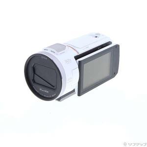 〔中古〕Panasonic(パナソニック) 〔展示品〕 HC-VX2M-W ピュアホワイト